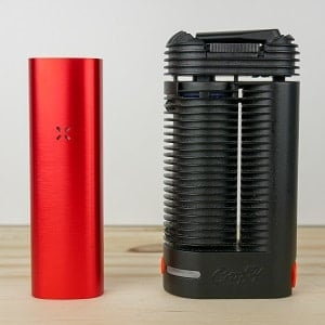 Pax 2 vs Crafty Vaporizer Comparison