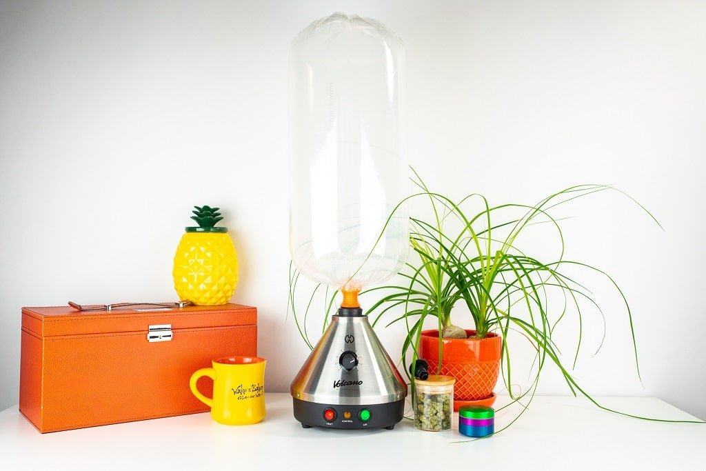 Volcano Classic Easy Valve Filling Chamber and Balloon