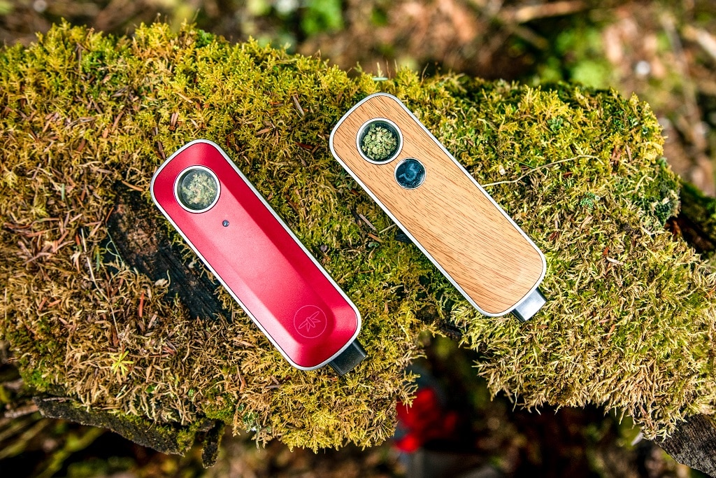 firefly 2 and Firefly 2 Plus Portable Vaporizers