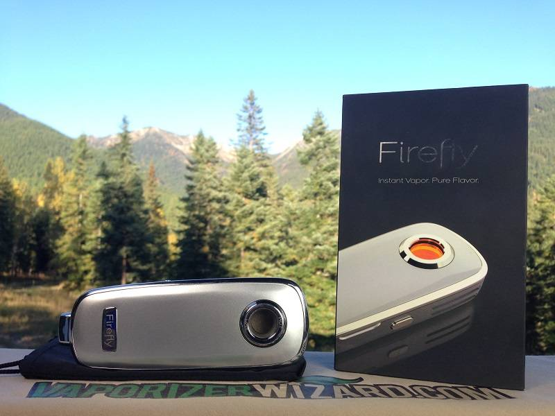 Firefly Vaporizer Review