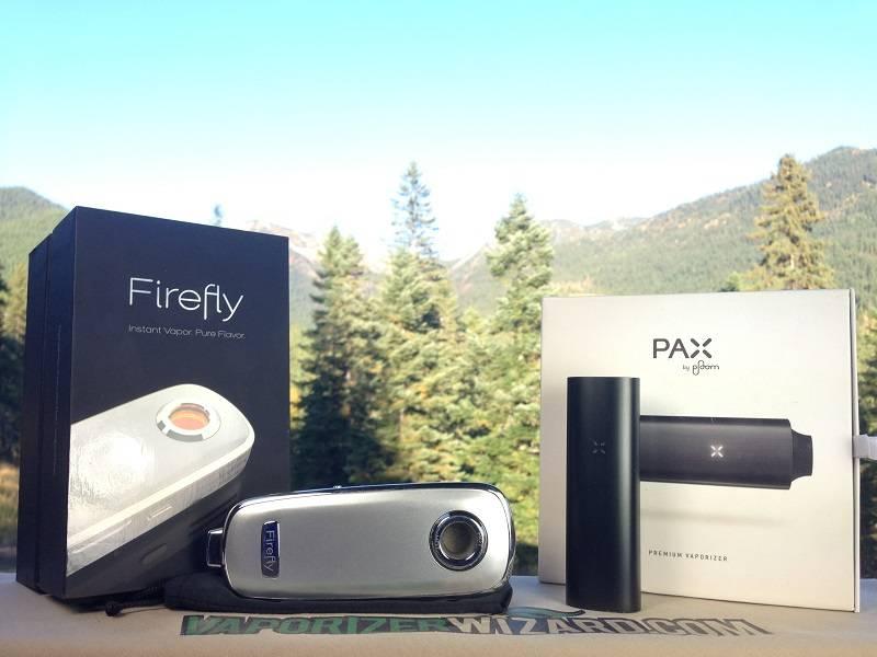 Firefly vs Pax Vaporizer Review