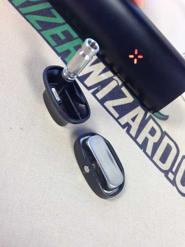 Pax Vaporizer Mouthpiece and Oven Lid