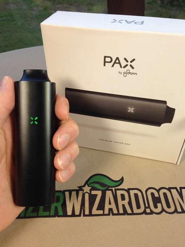 Pax Vaporizer Size
