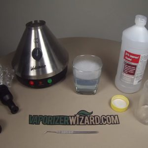 vaporizer cleaning tutorials