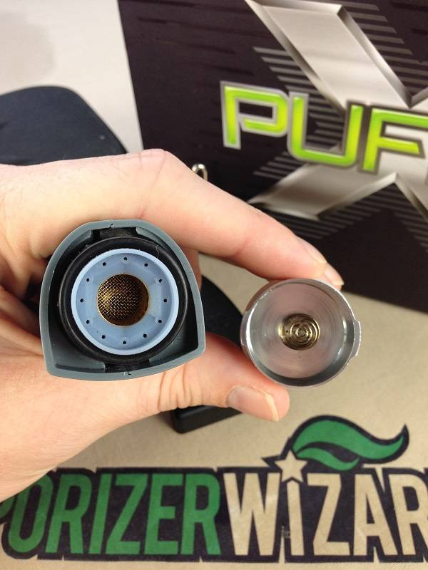 PUFFiT-X Vaporizer Chamber and Lid