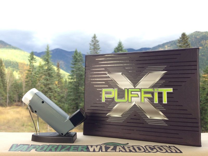 PUFFiT-X Vaporizer Review