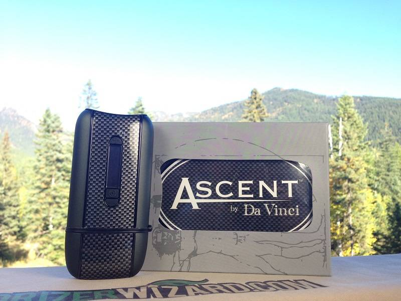 Davinci Ascent Vaporizer Review
