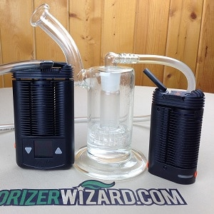 crafty and mighty water pipe adapter tutorial vaporizer wizard