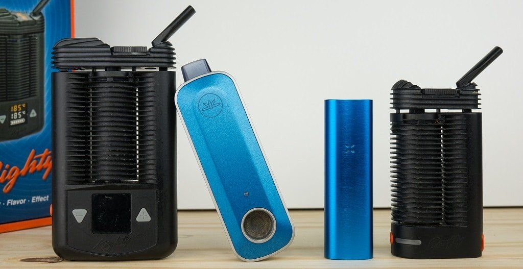 Mighty Portable Vaporizer Comparisons