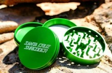 Santa Cruz Shredder Herb Grinder
