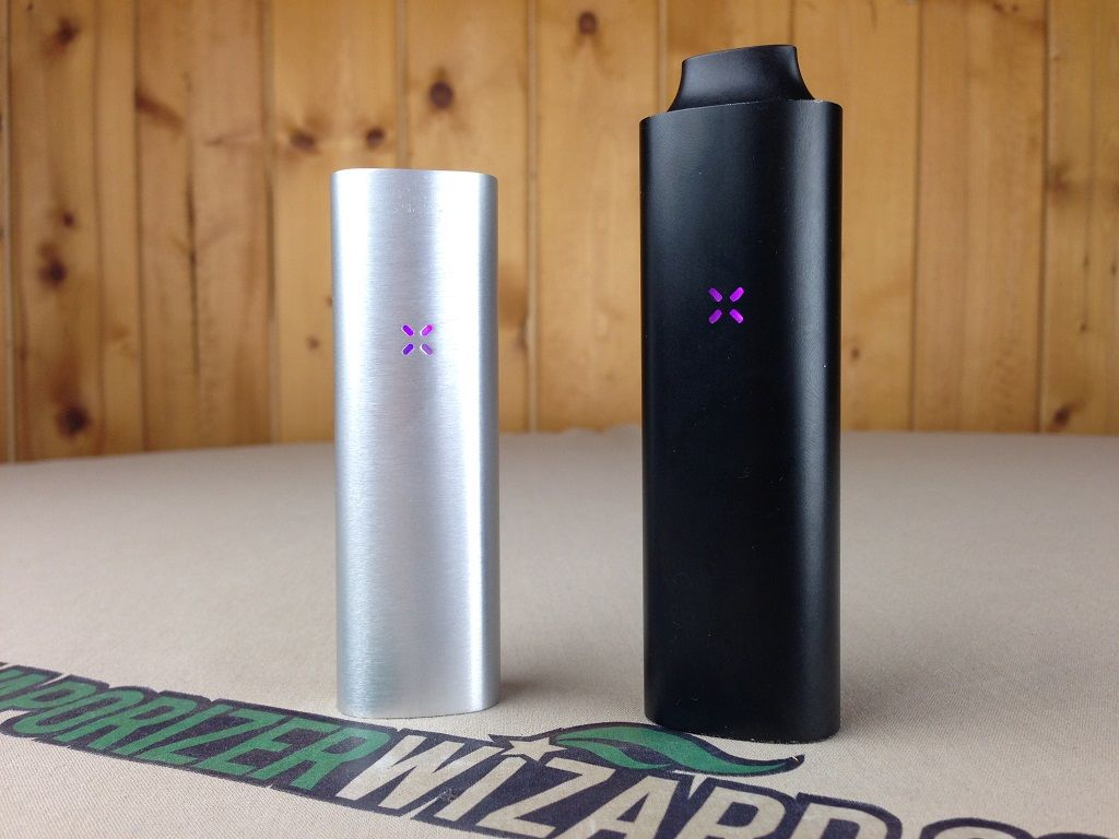 pax 2 vs pax heat up
