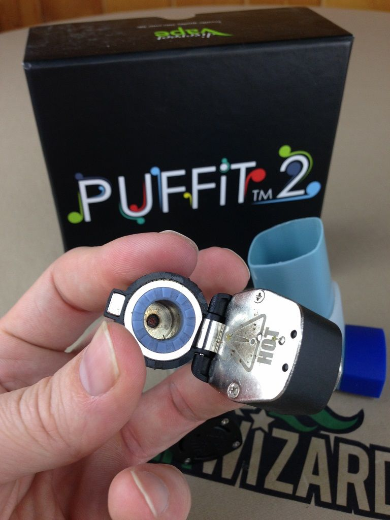 PUFFiT 2 Chamber Bowl
