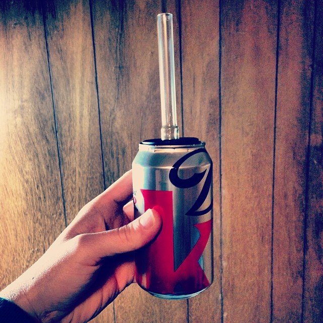 Solo Vaporizer Diet Coke Can