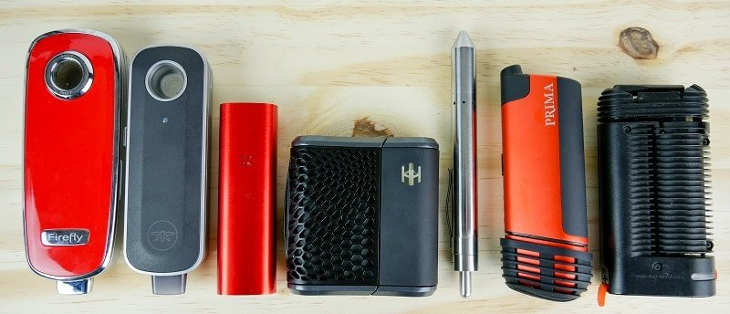 best portable vaporizers comparison