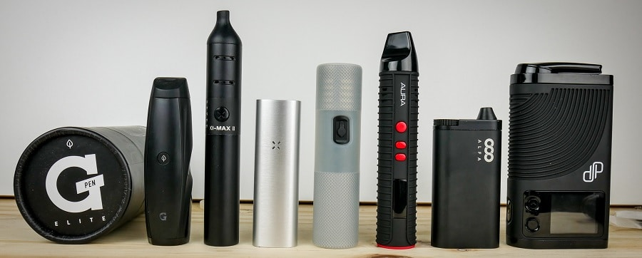 g pen elite vape comparison