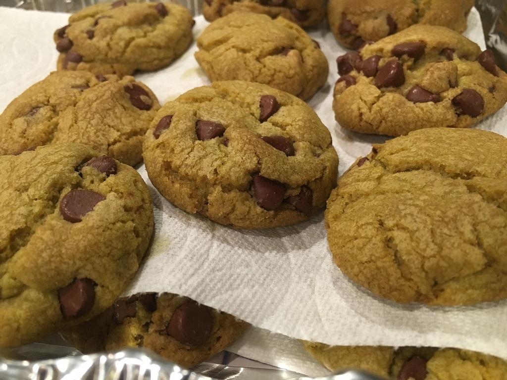 AVB Cannabutter Chocolate Chip Cookies