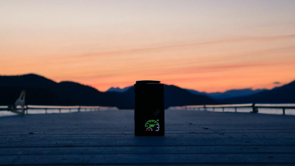 CFX Vaporizer Sunset