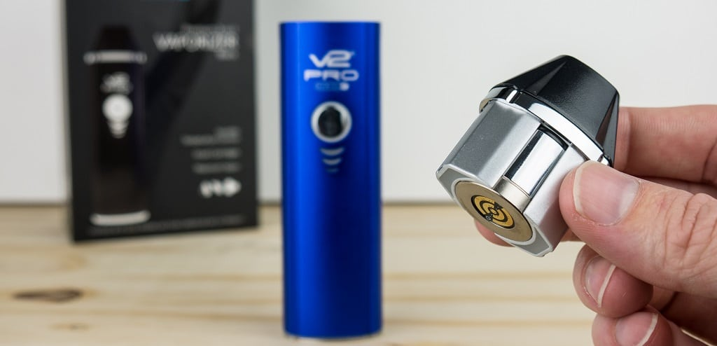V2 Pro S7 Dry Herb Cartridge