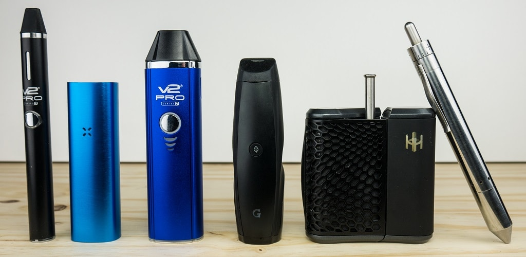 V2 Pro Series 7 Vaporizer Comparisons