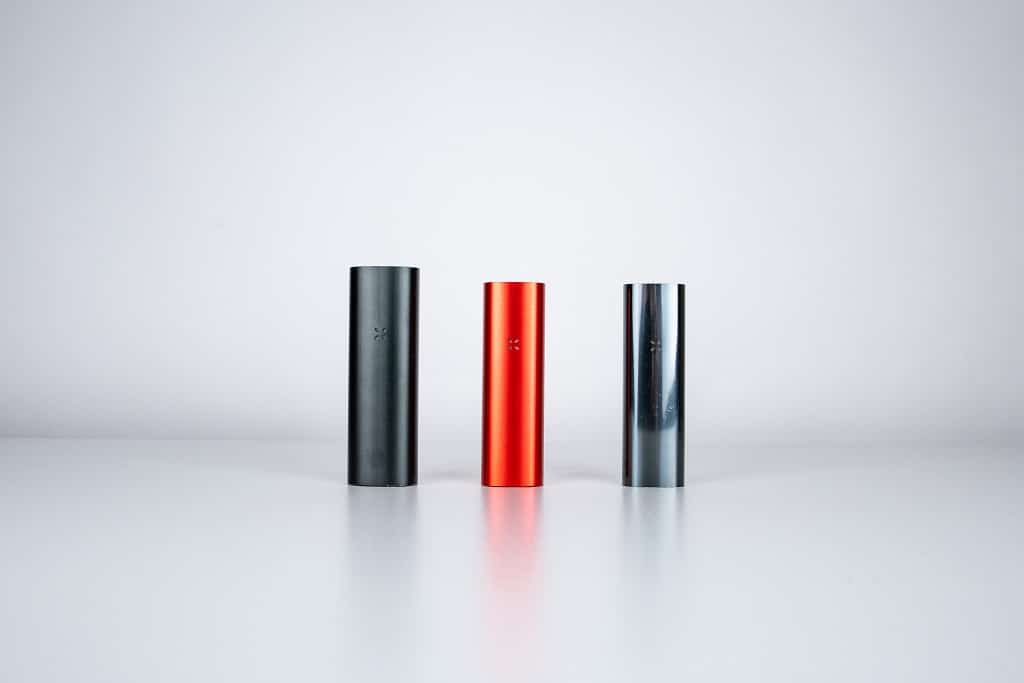 Original Pax Vaporizer with Pax 2 and Pax 3
