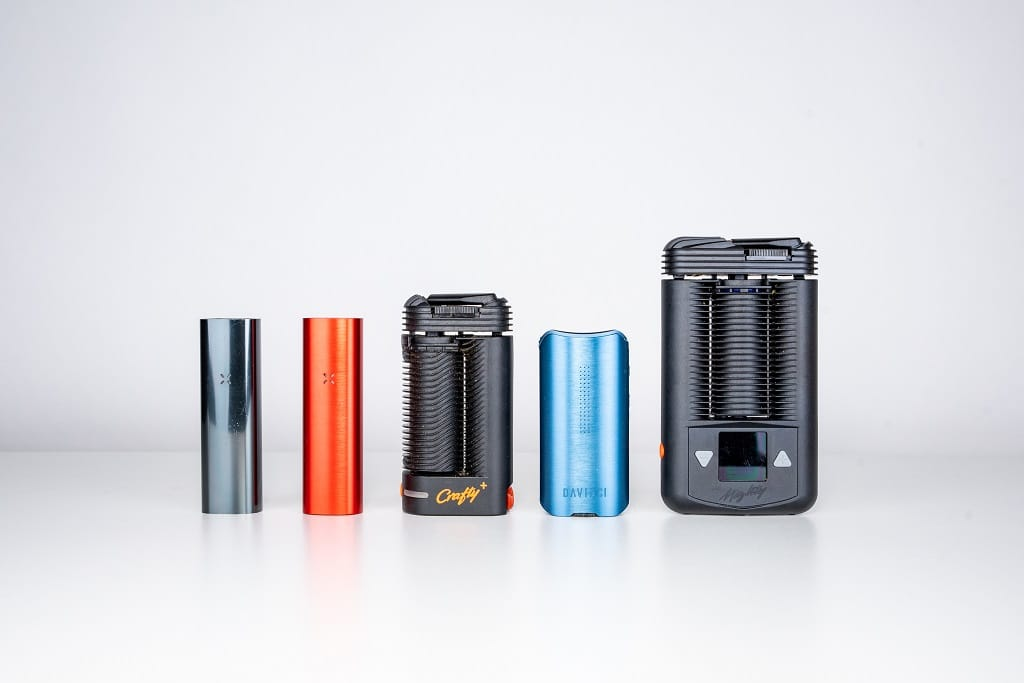 Pax 3 vs top portable vaporizers