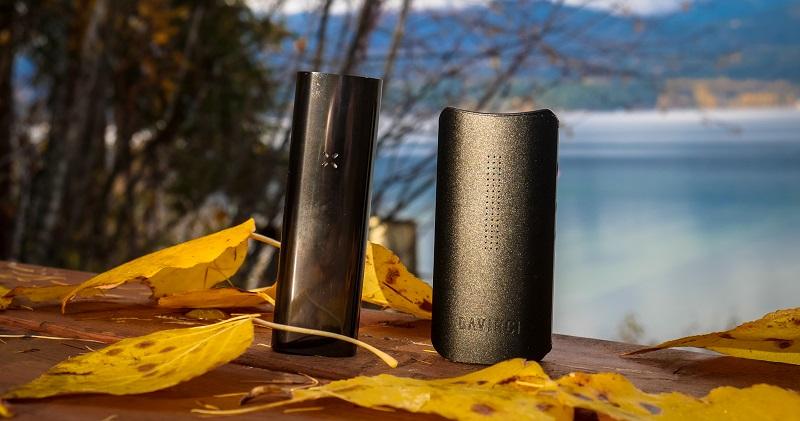 Pax 3 and Davinci IQ Dry Herb Vaporizers