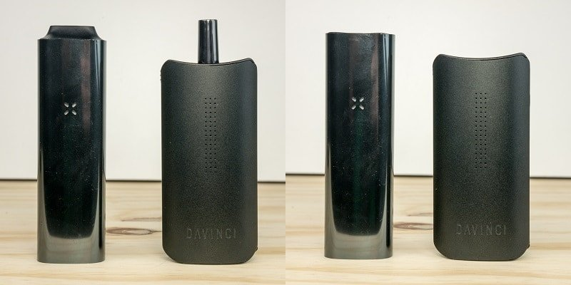 Pax 3 and Davinci IQ Mouthpiece Options