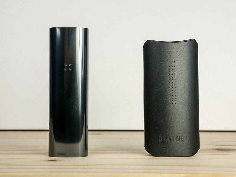 Pax 3 vs Davinci IQ Vaporizer