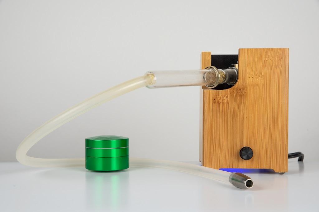 Ditanium Desktop Vaporizer (Whip)