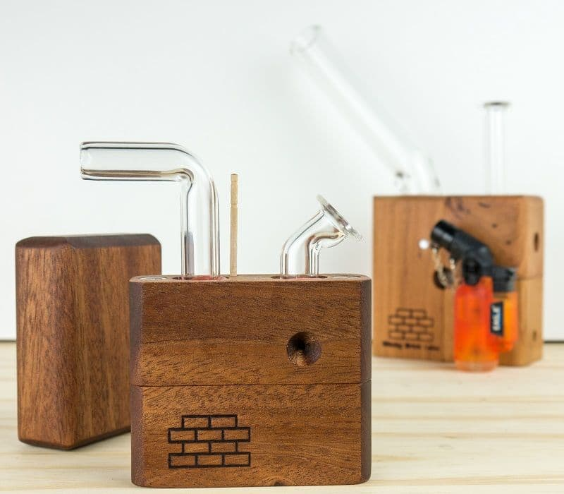 Sticky Brick Junior Butane Vaporizer