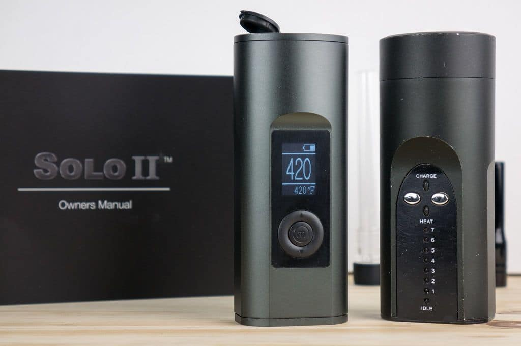 Arizer Solo 2 vs OG Solo