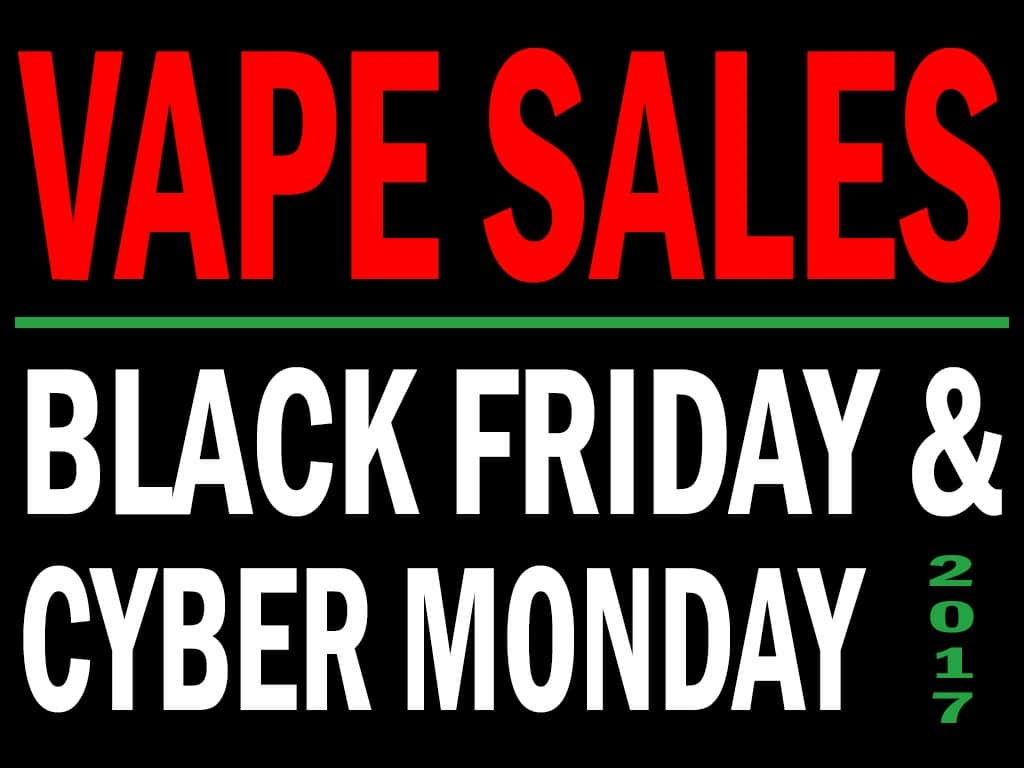 Black Friday is upon us. We know a lot of you have been waiting for the perfect time to upgrade to one of the newest vaporizers. Black Friday deals in the vaporizer industry is one of the best times to upgrade. Black Friday, Cyber Monday and April 20th aka are when the best vaporizer .