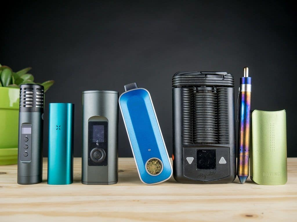 Arizer Air 2 Vaporizer Comparisons