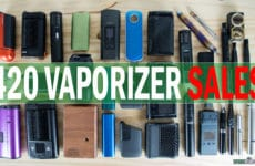 420 Vaporizer Sales 2018