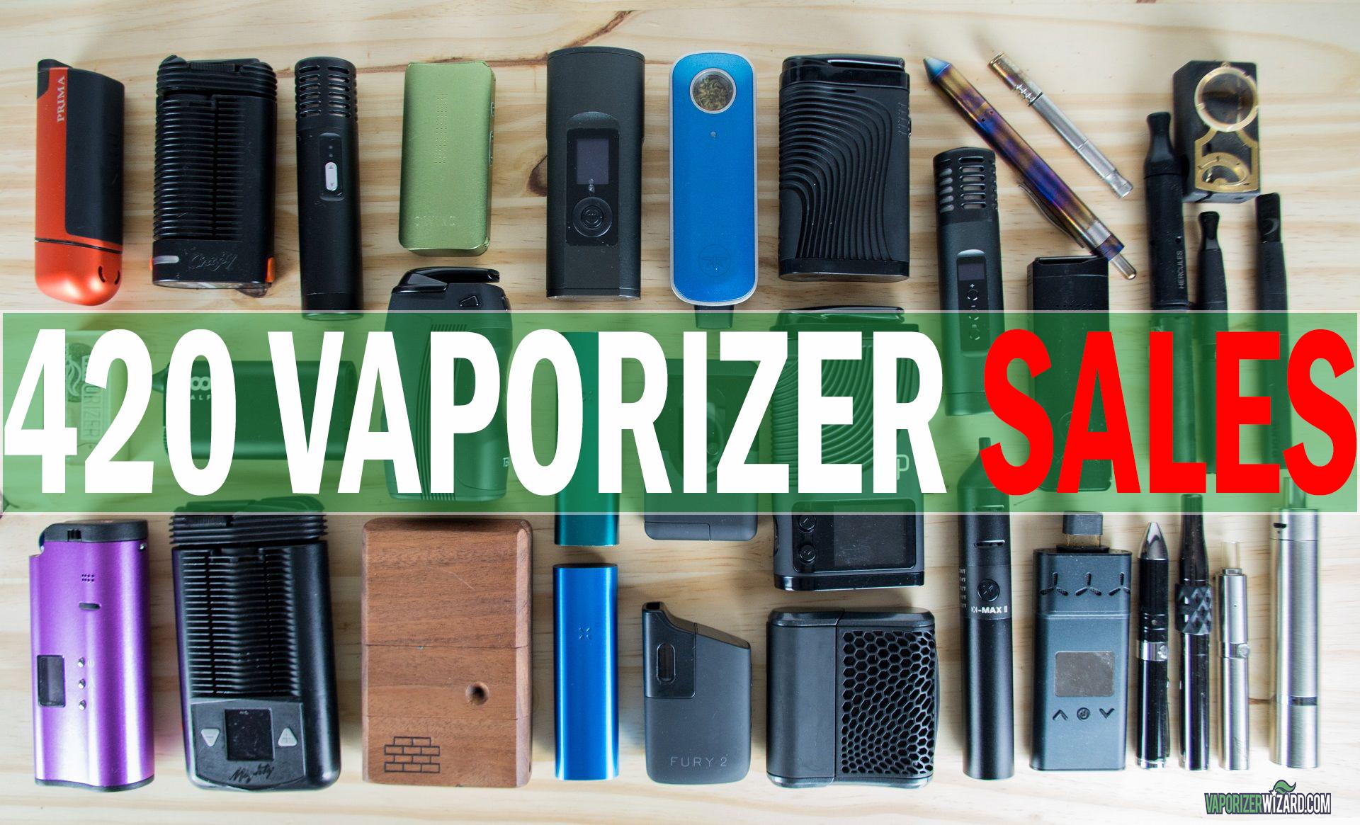 420 Vaporizer Sales 2019 ⋆ Dry Herb, Wax Vape Pens