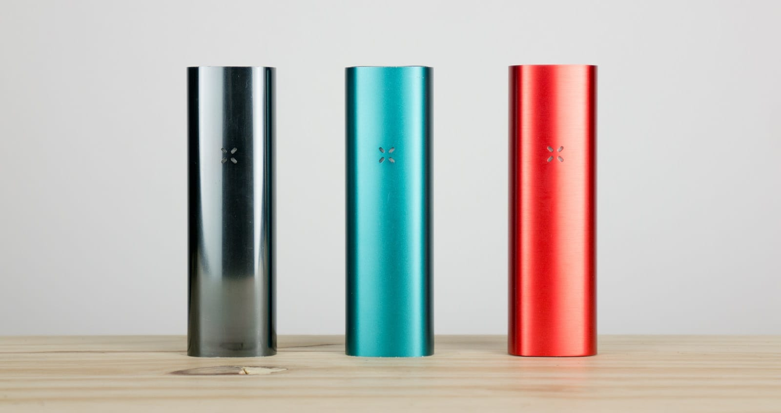 Pax 2 and Pax 3 Finishes (Glossy - Matte - Brushed)