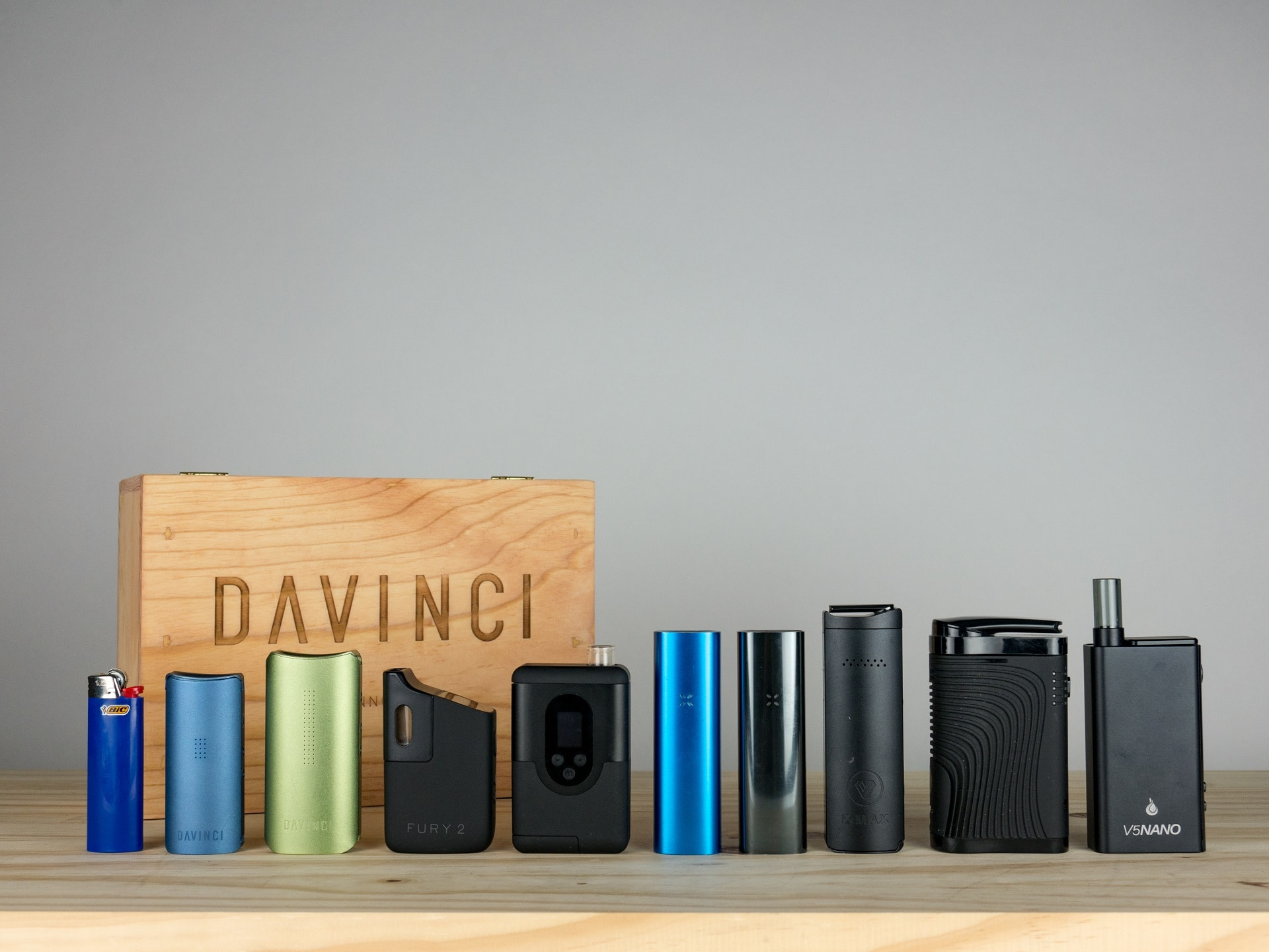 Smallest Portable Dry Herb Vaporizers 2018
