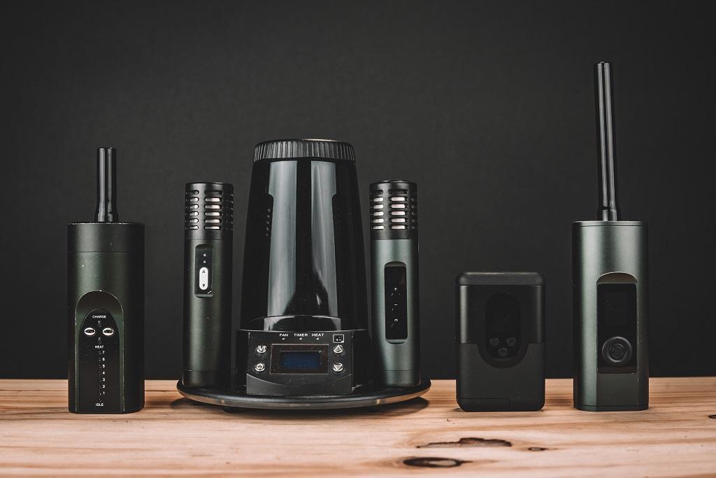 Arizer Vaporizers (Portable and Desktop)