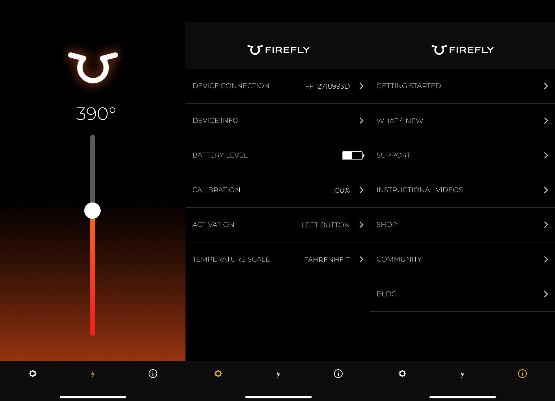Firefly 2 Plus App