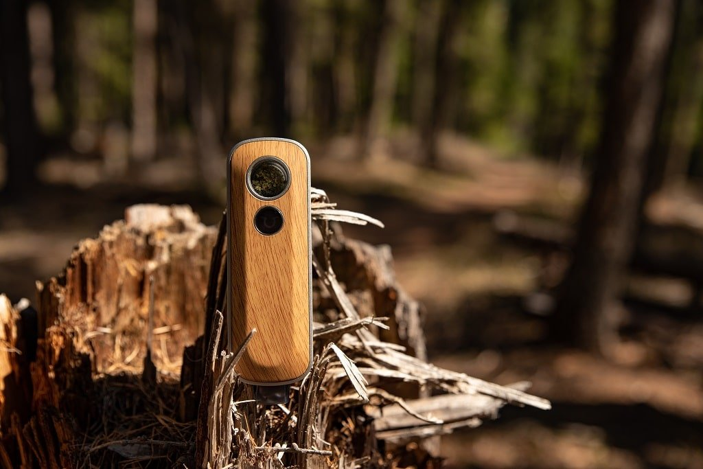Firefly 2 Plus Vaporizer Wood Lid