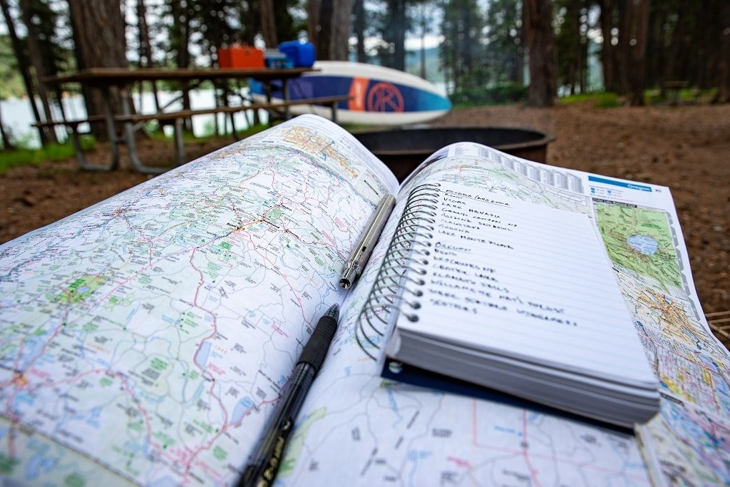 Camping with the Boundless Terp Pen