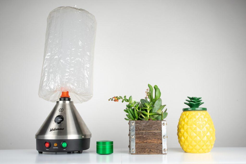 Volcano Vaporizer - Easy Valve - Bag Vaporizer