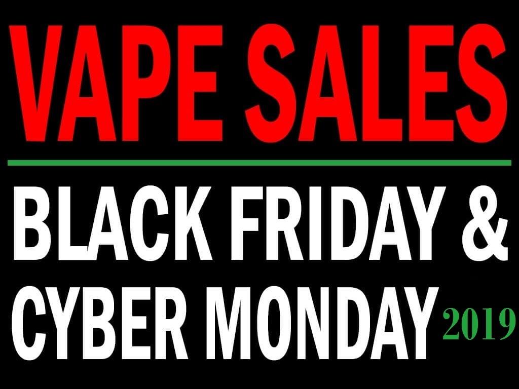 Black Friday Cyber Monday Vaporizer Sales 2019 Vaporizer Wizard