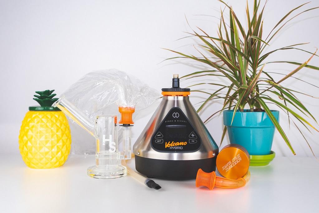 Hybrid Vaporizer with Higher Standards Bubbler