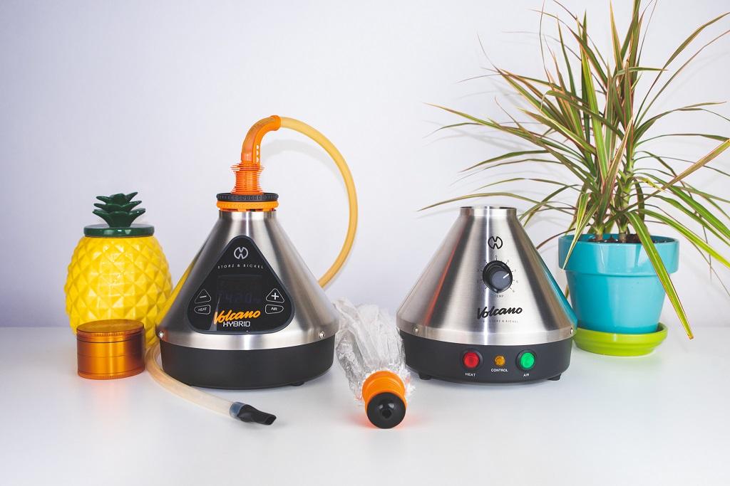Volcano Hybrid vs Volcano Classic - Storz and Bickel