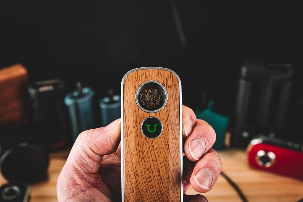 Changing Temps with Firefly 2 On Vape