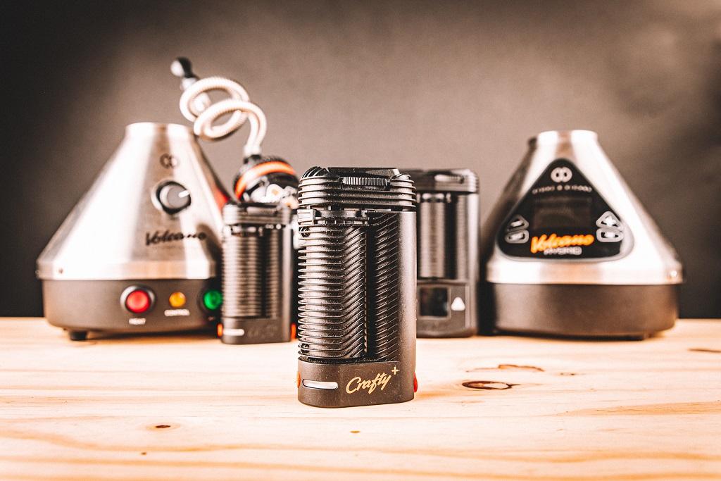 Crafty+ Vaporizer Review