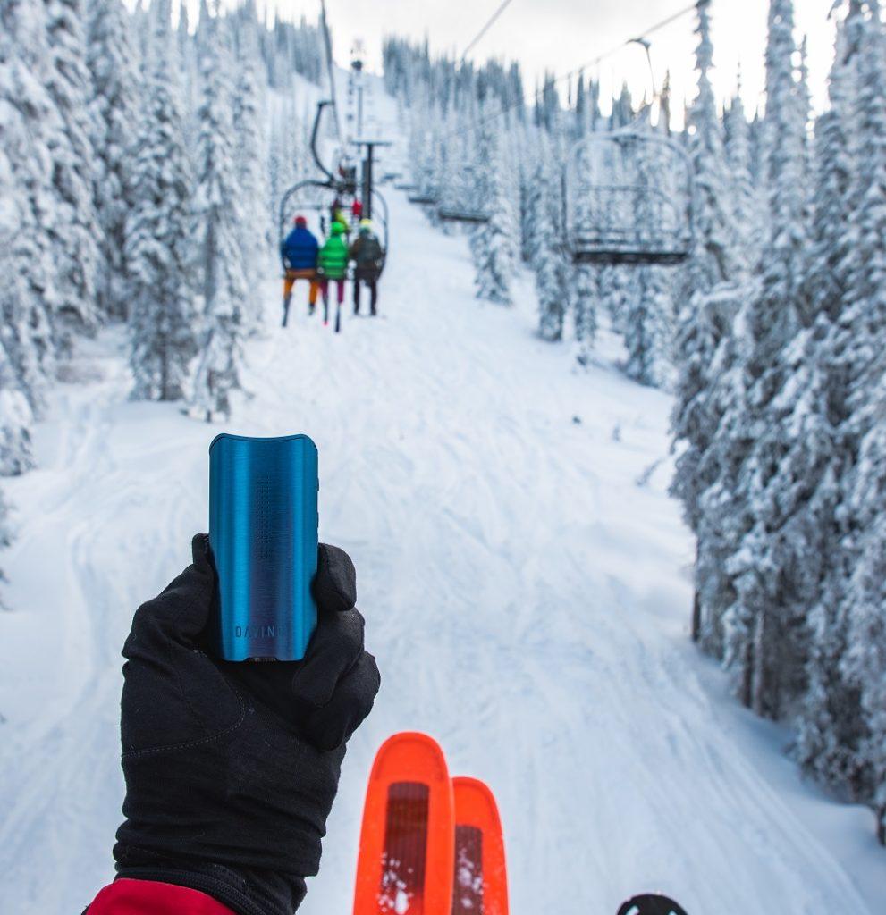 Davinci IQ 2 - Skiing