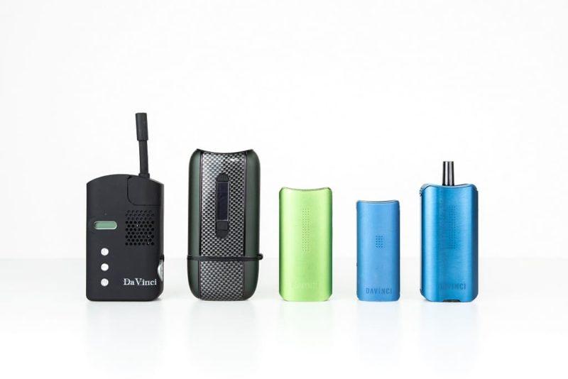 Davinci Vaporizers - FULL Vaporizer Product Lineup