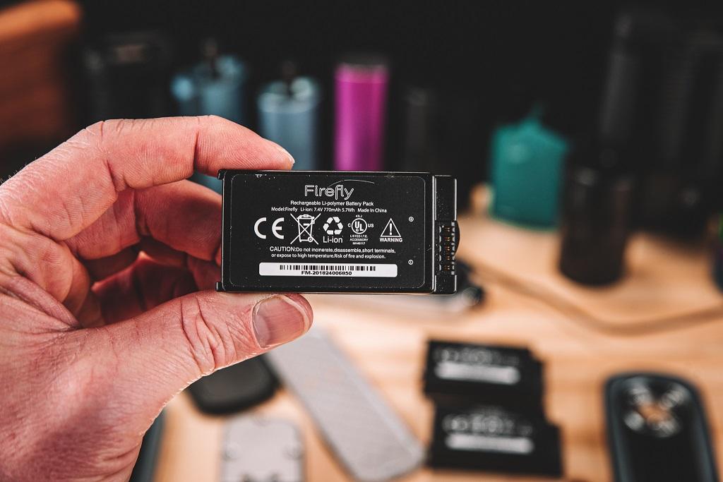 Firefly 2+ Battery Specs